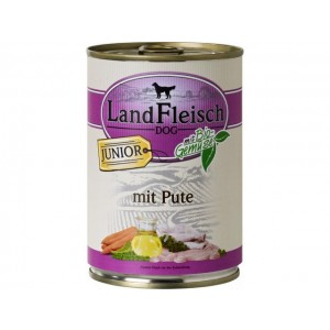 Landfleisch JUNIOR turkey  800g