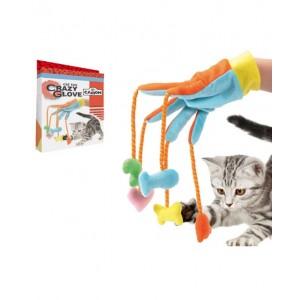 Camon Grazy Glve Cat Toy