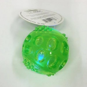Imac Dog Toy TPR LED ball 7,5cm