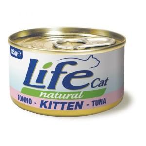 Life Cat kitten food tuna 85g