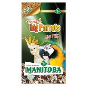 Manitoba papagoi TROPICAL mix 2kg