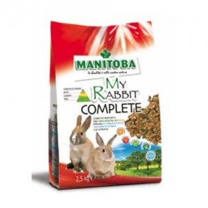 Manitoba RABBIT COMPLETE 600g