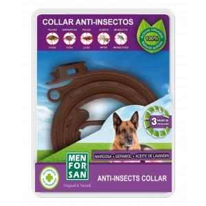 Menforsan ANTI INSECT COLLAR DOG 1pc