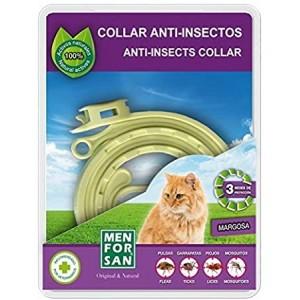 Menforsan ANTI INSECT COLLAR CAT 1pc