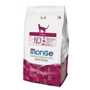 MONGE CAT INDOOR 400g
