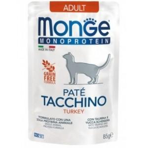 MONGE MONOPROTEIN turkey 85g