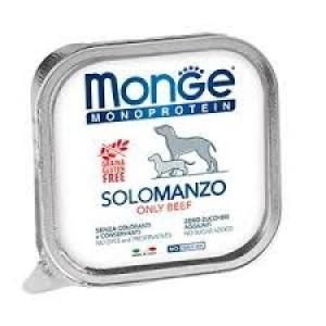 MONGE Solo DOG pork 150g