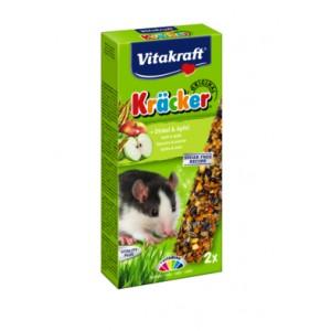 Vitakraft Kräcker ROTT spelta-õun 112g