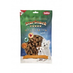 Nobby chiken/duck treat for a puppy 70g