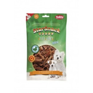 Nobby duck treat for puppy 70g