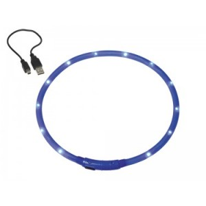 Nobby collar LED blue 70cm