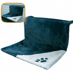 Nobby comfort bed black 45x31x24cm