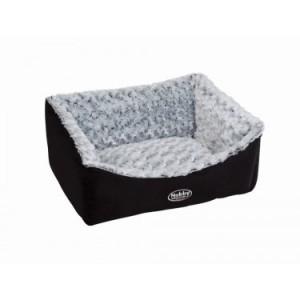 Nobby Comfort Bed ARUSHA black 60x48x19cm
