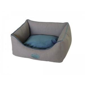 Nobby Comfort Bed PIOLA Grey 45x40x18cm