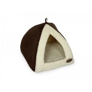 Nobby Comfort Bed TAIKA brown/white 40*40*35cm