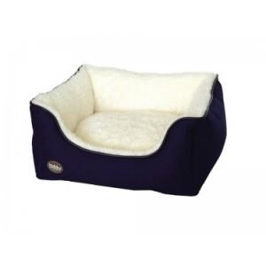 Nobby Comfort Bed SALIO  blue 60x48x19cm