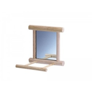 Nobby mirror for birds 10 x 10cm