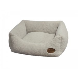 Nobby Comfort Bed quare MILA antigue grey 60x48x19cm