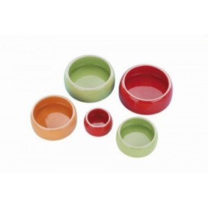 Nobby ceramic bowl 250ml green