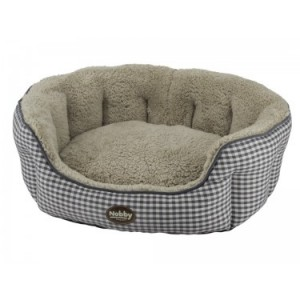 Nobby Cushion XAVER grey 55x50x21cm
