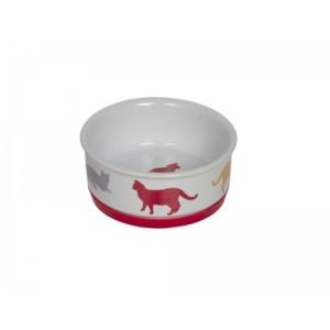 Nobby ceramic bowl for cats FUN ¤11cm