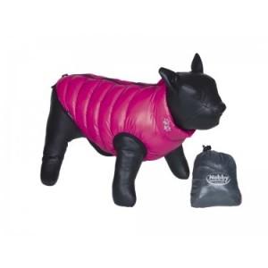 Nobby coat for dogs LIGHT pink 37cm