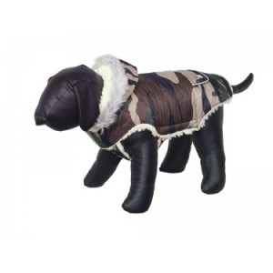 Nobby coat for dogs POLAR khaki 32cm