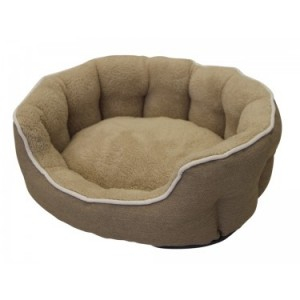 Nobby mattress BRENTA brown 69x59x19
