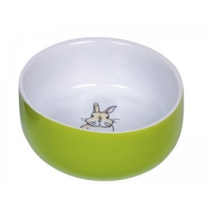 Nobby ceramic bowl rabbit ¤11x4,5cm