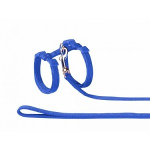 Nobby harness for cats blue