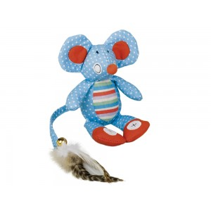 Nobby MOUSE with bell 18cm