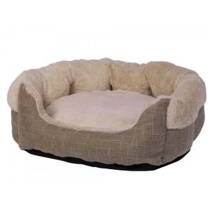 Nobby comfort bedSINOK beige 64x58x25cm