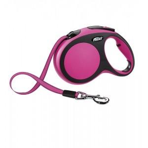 NOBBY Flexi New COMFORT L pink 5m