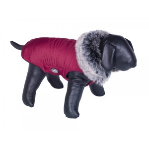 Nobby coat for dogs ADUA red 32cm
