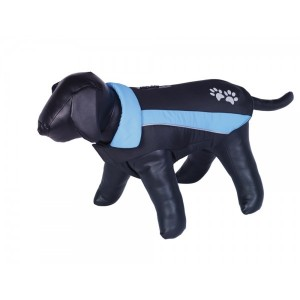 Nobby coat for dogs SABI black/blue 65cm