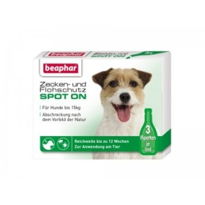 Nobby spray for dogs 3x2ml