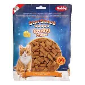 Nobby cat treat CRUSHY cheese 125g