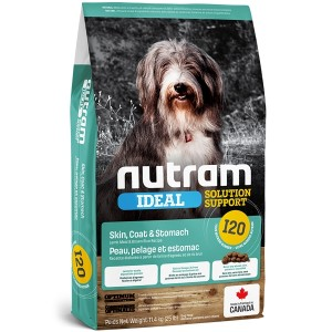 Nutram I20 Ideal Solution Support Skin Coat Dog 2,72 kg