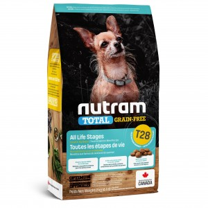 Nutram T28 Total Grain Free Small Breed Salmon & Trout Dog Food 2kg