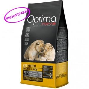 OPTIMANOVA CAT KITTEN 70g