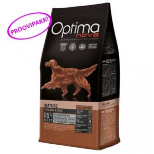 OPTIMANOVA ADULT MATURE 100g