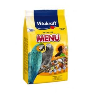 Vitakraft Premium PARROTlinnutoit 1kg