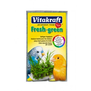 Vitakraft Fresh GREEN linnumuru 40g