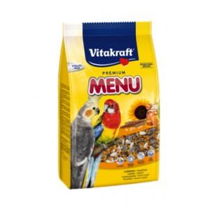 Vitakraft Premium Menu papagoitoit 1kg