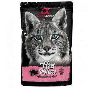 AlphaSpirit CAT HAM PASTES 85G