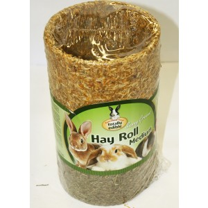Quikoo Sunny Greens Hay Roll M 275g