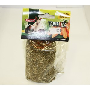 Karlie NiBBLE Tunnel Tubez with carrots for rodents 125 g