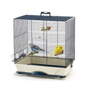 Savic PRIMO 40 bird cage silver