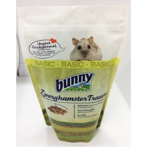 Bunny hamster Dream basic food 600g