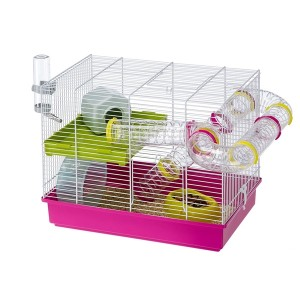 FP. rodents Cage LAURA 46x29x37cm